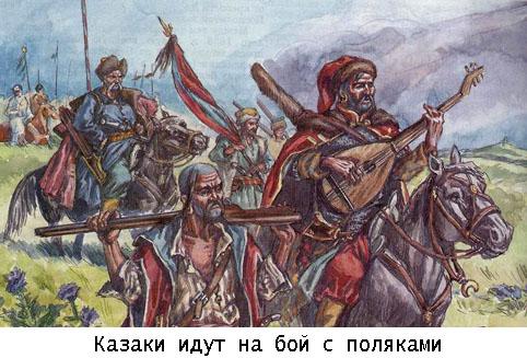 Восстание Под Руководством Хмельницкого Против Польской Шляхты 1648 - 1657Гг