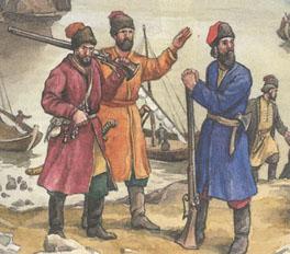 происхождение казаков - версии